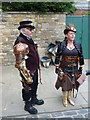SK9771 : Steampunk festival in Lincoln 2014 - Photo 17 by Richard Humphrey