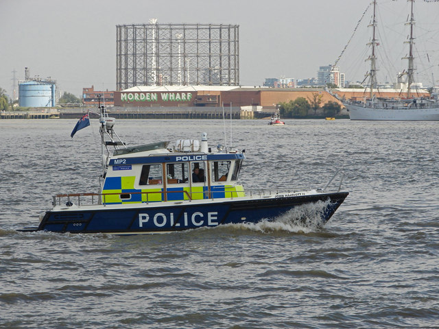 Police launch John Harriot IV
