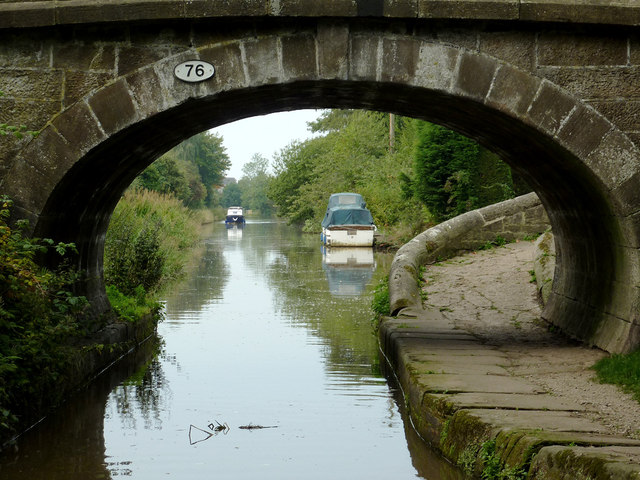 Morris Bridge at Congleton, Cheshire