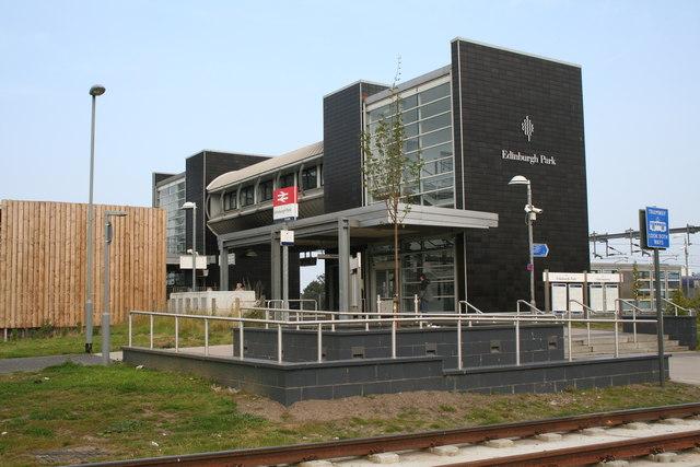 Edinburgh Park (railway) station