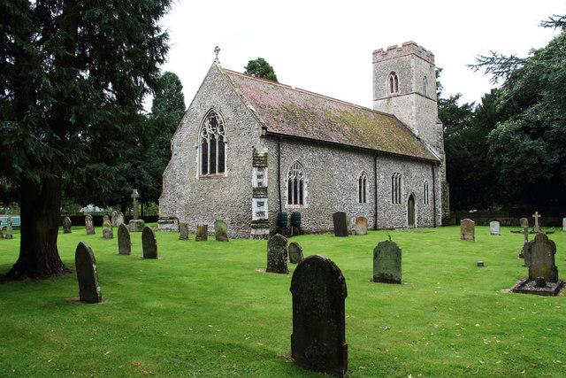 St Andrew, Congham