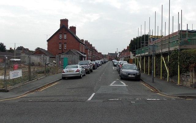 Stewart Road, Oswestry