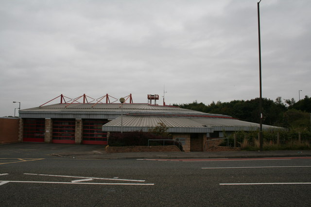 Newcraighall fire station
