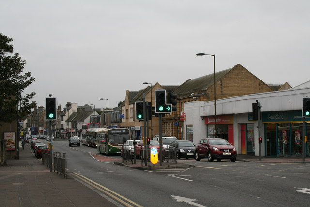 Musselburgh:  High Street