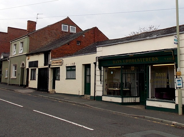Days Upholsterers and the Little Sewing Shop in Oswestry