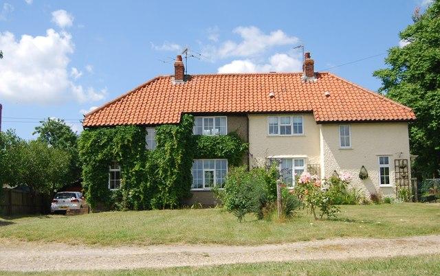 Semi-detached house, Lemons Hill