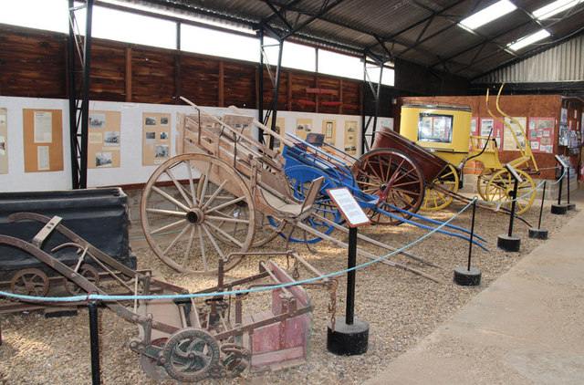 Hillside Animal & Shire Horse Sanctuary, West Runton - Museum