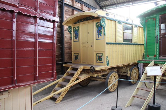 Hillside Animal & Shire Horse Sanctuary, West Runton - Museum