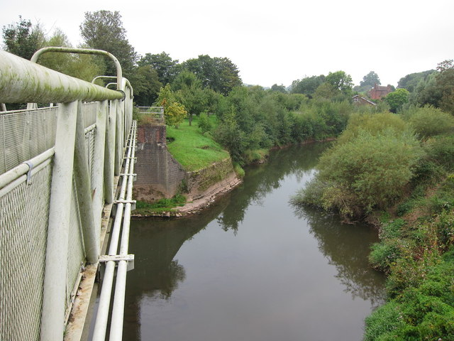 River Teme at Knightwick