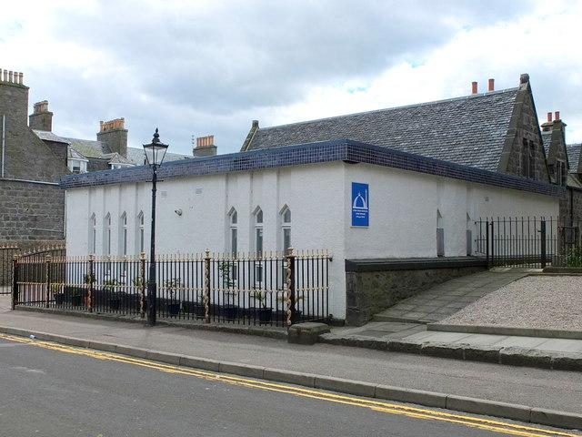 Crown Terrace Mosque, Aberdeen