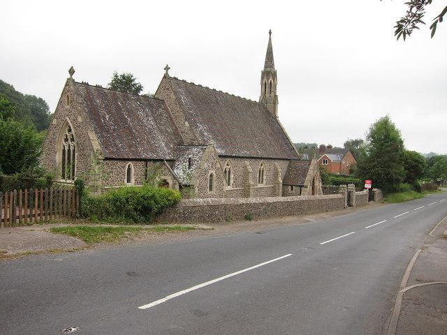 St Mary's Church, Knightwick
