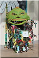 SP2054 : Shopping trolley monster at Town Square by Oast House Archive