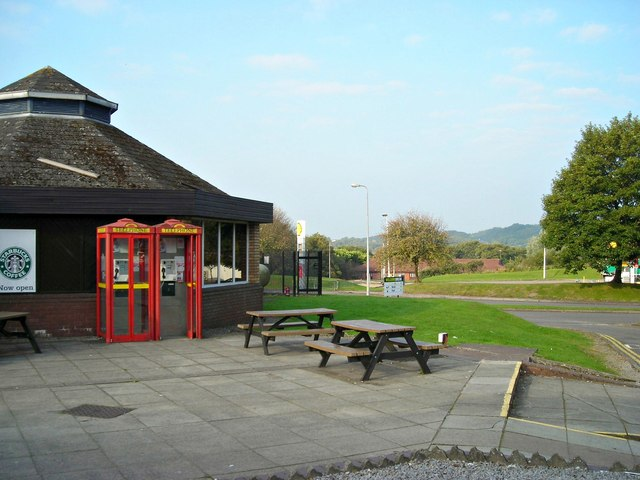 Sarn Park Services and beyond