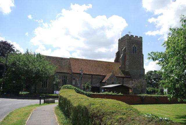 Parish Church of St Mary, Tattingstone