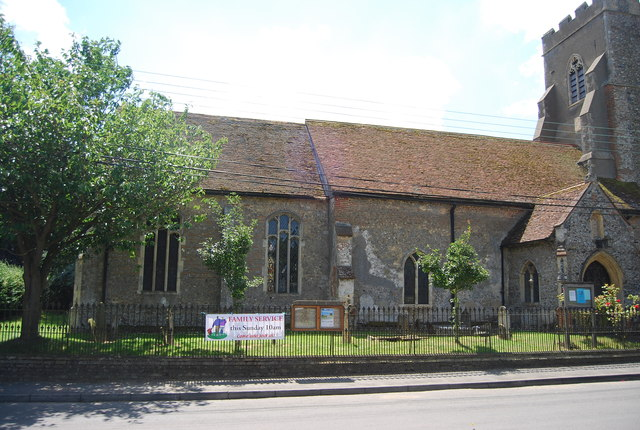 Parish Church of St Mary, Tattingstone