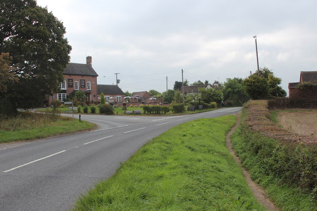 B4204 from Martley