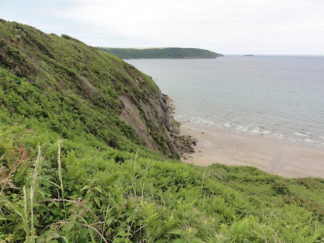 Cliffs at The Settland