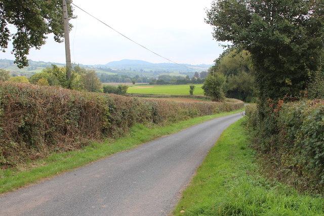 Orleton Lane