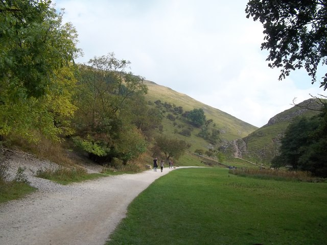 Path in Dove Dale