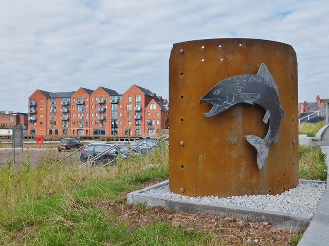 Fish Trail, Kingston upon Hull