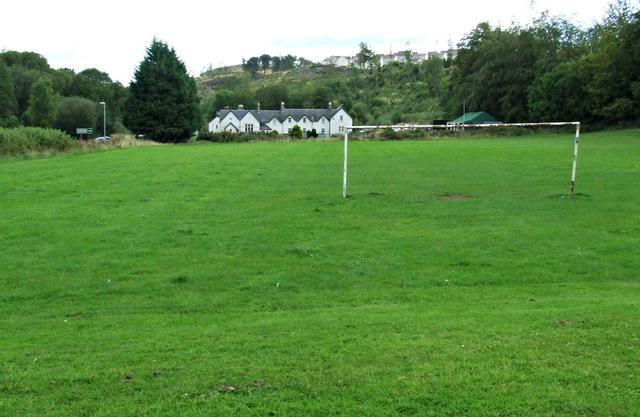 Inverkip football field
