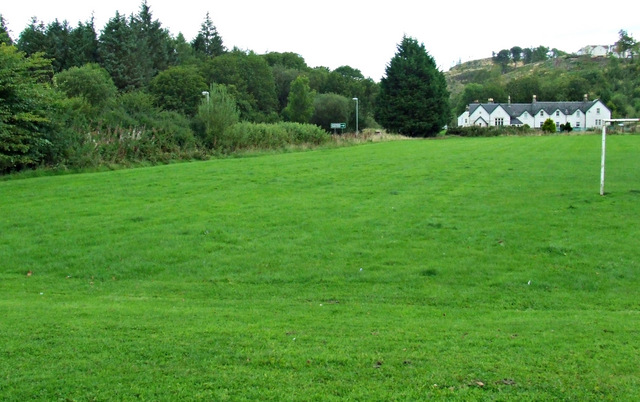 Inverkip football field