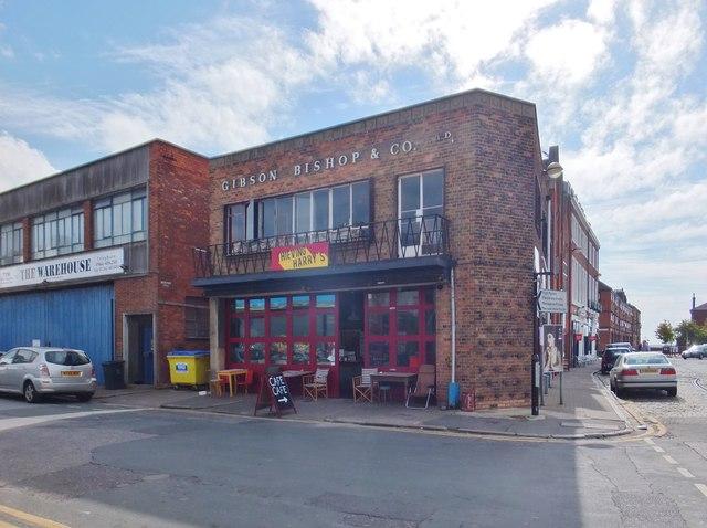 Humber Street, Kingston upon Hull