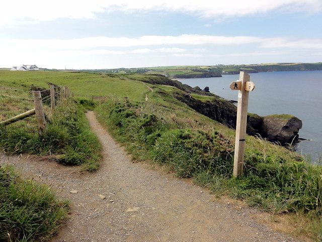The Coastal Footpath