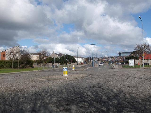 Great Southern Road, Aberdeen