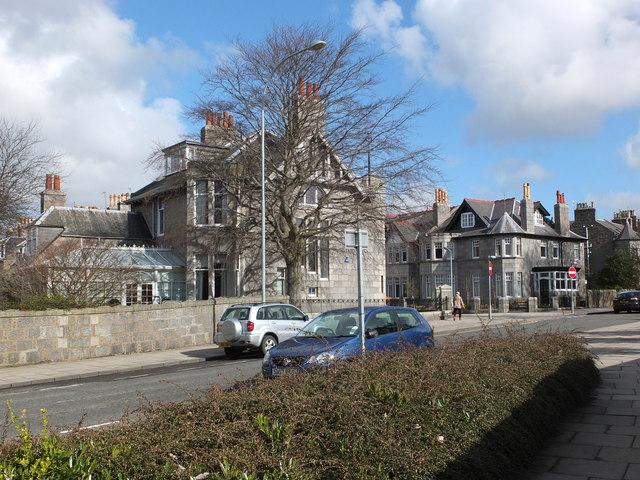 Whinhill Road, Aberdeen