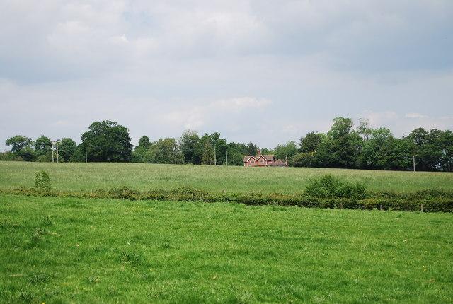 Near Owlett's Farm
