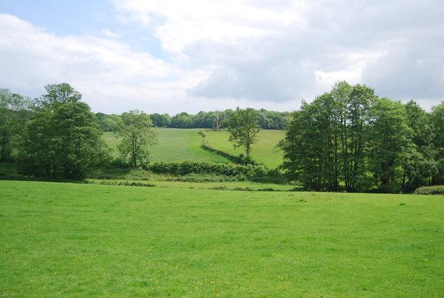 Countryside near Owlett's Farm