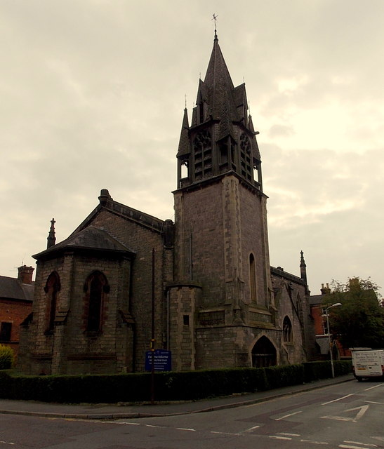 Holy Trinity Parish Church, Oswestry