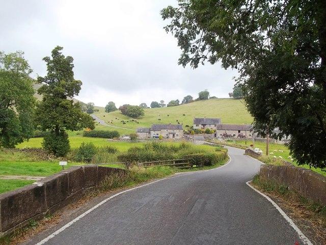 St Mary's Bridge and Thorpe Mill Farm