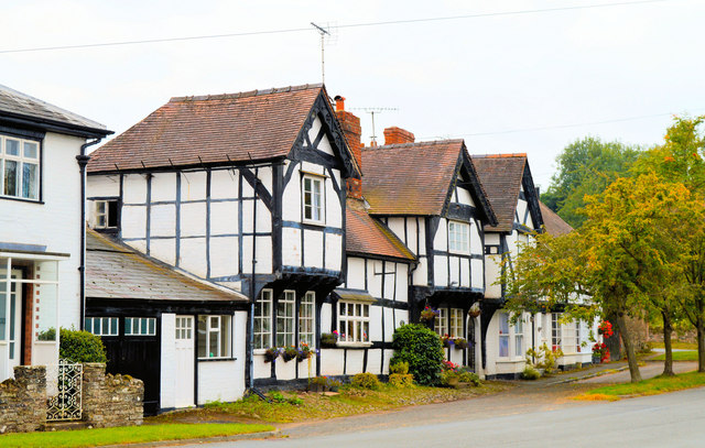Bell Square, Weobley