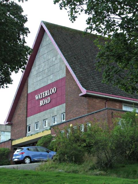 Former Greenock Academy