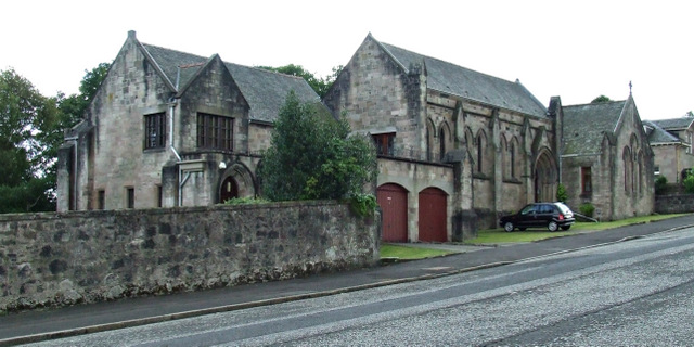 Former church on Madeira Street