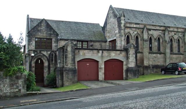 Former church on Madeira Street