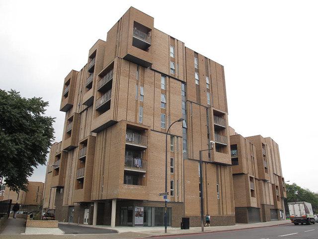 New development on Bromley Road