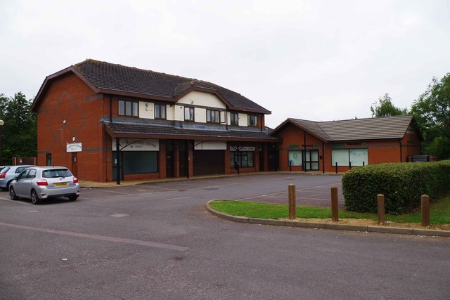 Medical facilities, Dulverton Drive, Furzton, Milton Keynes