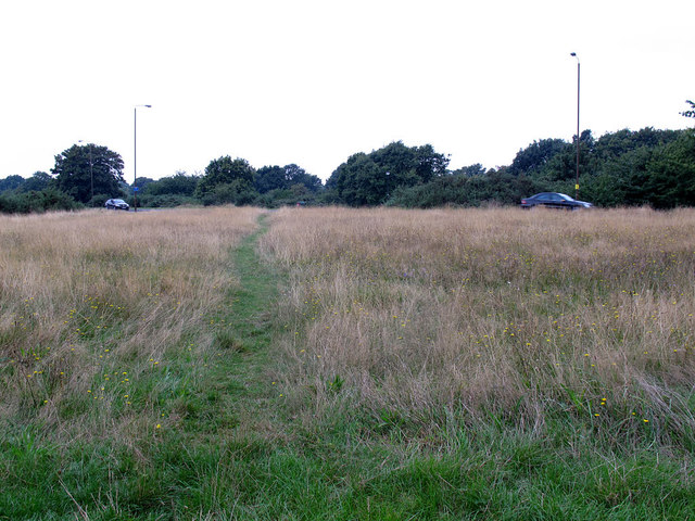 Path on Blackheath