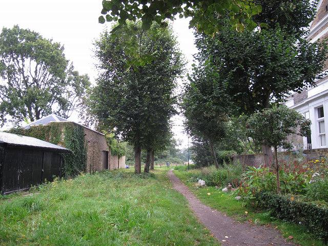 Angerstein Lane