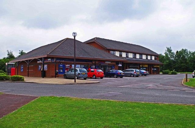 Tesco Express, 41 Dulverton Drive, Furzton, Milton Keynes