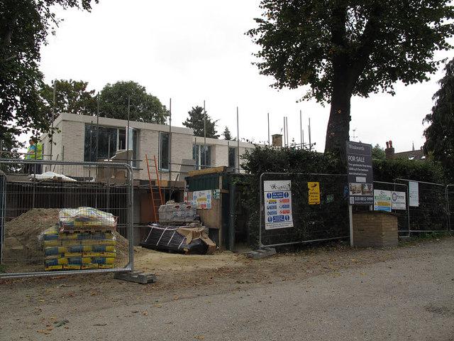 New build on Langton Way