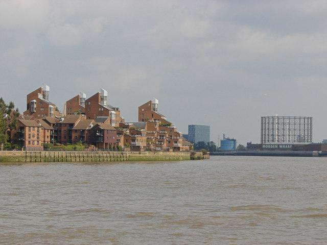 East of Greenwich