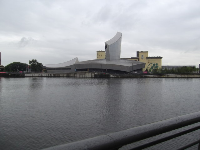 The Lowry Theatre, Salford