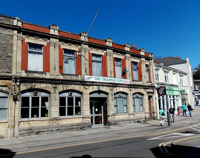 The Triangle Club, Clevedon