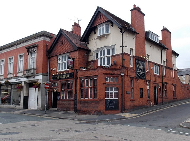 The Plough, Oswestry