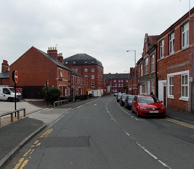 King Street, Oswestry