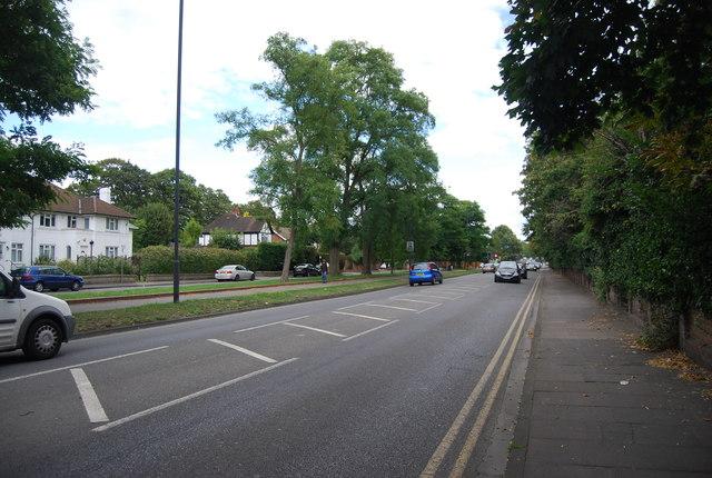 Bridge Rd, A4